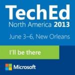 TechEd NA 2013