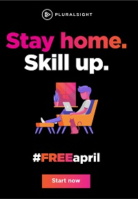 PluralSight FreeApril